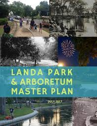 landa park master plan by new braunfels
