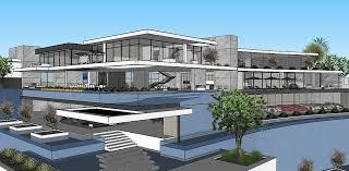 50 000 square foot proposed modern mega