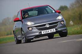 Vauxhall Adam S review | Auto Express