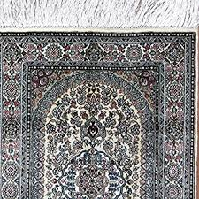 hand knotted wall hanging rug tapestry