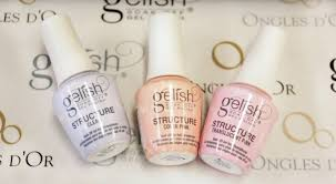 gelish structure a real soak off gel