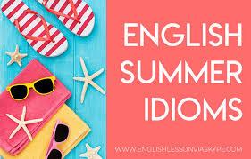 summer voary english