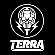 Terra Vinyl Decal Sticker 6x9 5 Color Options Terra Crew
