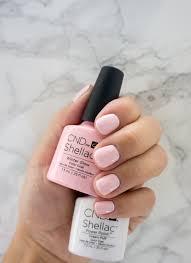 hard gel and sac nails