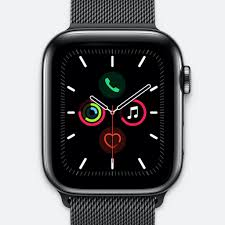 Apple Watch Series 5 GPS + Cellular ...