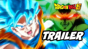 Dragon Ball Super Broly Movie Trailer - New Plot Synopsis ...