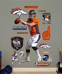 Fathead Peyton Manning Wall Decal Set Best Price And Reviews Zulily