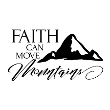 2020 17cm 6 8cm Faith Mountains Thinking Creative Vivid Cool Graphics Window Decal Vinyl Delicate Car Sticker From Xymy767 3 42 Dhgate Com