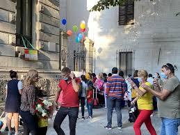 Primo giorno di scuola a Piacenza - Foto, Photogallery