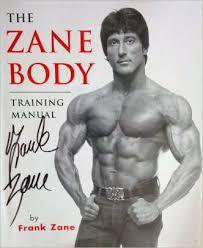 zane body training manual by frank zane