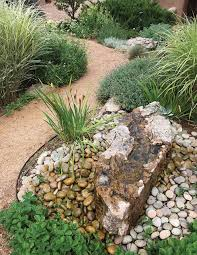 how to lush gardens in an arid landscape