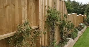 High Quality Closeboard Fencing Walford Timber Ltd