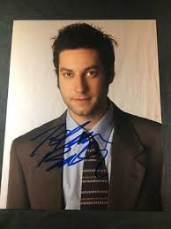Adam Busch Autographed Buffy The Vampire Slayer Authentic Signed ...