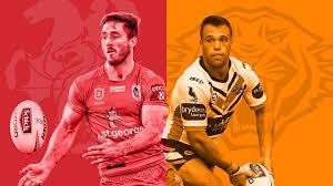 NRL 2020: St George Illawarra Dragons ...