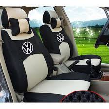 car seat cover front rear complete