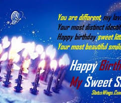 sister birthday status quotes in english archives com
