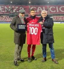"""Della Latta e le 100 presenze: """"Avrei preferito vincere con la ..."""