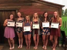 Six Morris softball players honored by NIB XII   Morris Herald-News