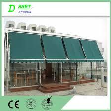 china patio sunshade window awning