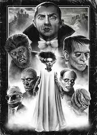 Pin af duane henderson på Horror movie art