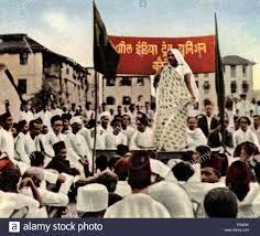Movimiento de Independencia en la India India, activista de los ...