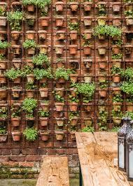hanging wall garden design