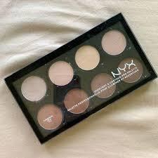 contour palette by nyx makeup