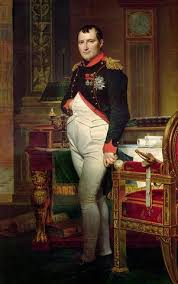 Napoleon Bonaparte and His Famous Hands - French Metro Antiques