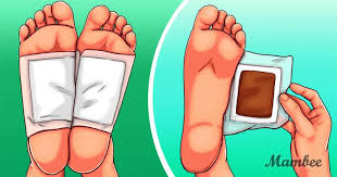 homemade detox foot pad that can help