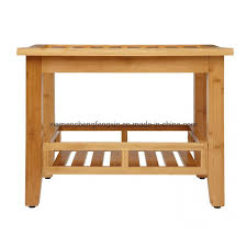 China 2 Tier Bathroom Stool Bamboo Wooden Shower Bath Seat Bench For Shower China Picnic Table Picnic Stand