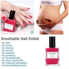 breathable halal nail polish london