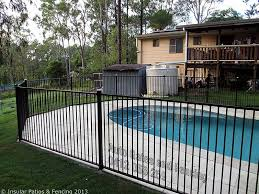 3 Reasons Why You Should Opt For Black Pool Fencing By Auto Gates Fencing Medium