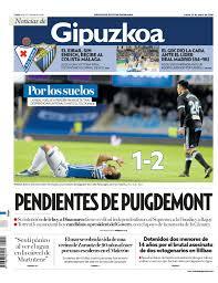 Calameo Noticias De Gipuzkoa 20180122