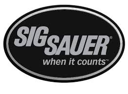 Sig Sauer Vinyl Sticker Top Gun Supply