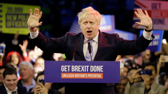 Image result for brexit and boris""