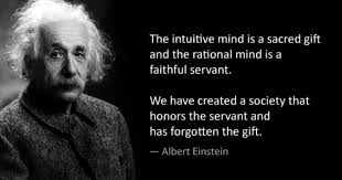 spiritual inspiration from albert einstein