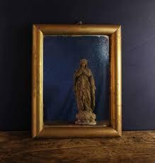 french mirror antique framed mirror