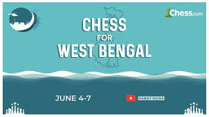 Chess For Charity: Chess for West Bengal, India - Chess.com