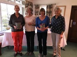 Wendy Cook & Marguerite Brind's Given Day   Sickleholme Golf Club