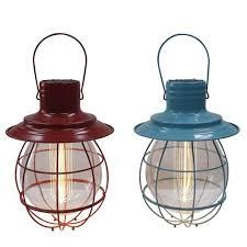 hanging pendant led lantern
