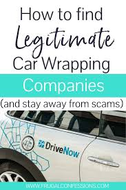 Here S What The Car Wrap Scam Looks Like In 2020 Real Emails Texts