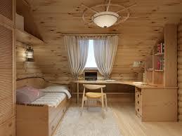 Log Cabin Kids Room