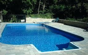 Hay Bale Swimming Pool Standard Backyard Swimming Pool Size Swimming Pool Ideas For Small B Swimming Pools Backyard Backyard Pool Small Inground Swimming Pools