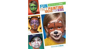 face painting ideas for kids by brian wolfe