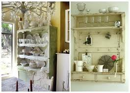 shabby chic furniture and colors