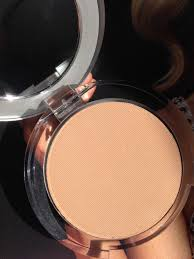pressed powder mineral makeup