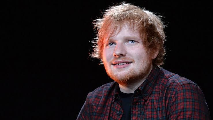 "Ed Sheeran Called UK's ""artist of the decade"""