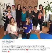 yoga teacher in montreal