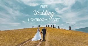 free wedding lightroom preset 2019