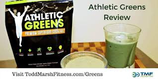 athletic greens review will green